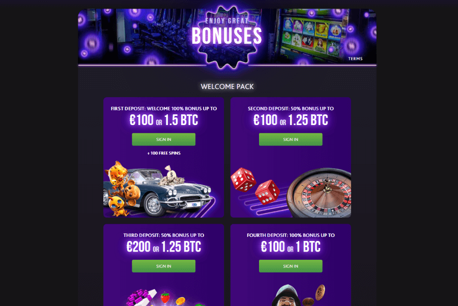 7bit Casino Review Facts Features And Bonuses