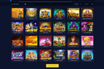 Wide casino game collection at Bitcoin Penguin casino