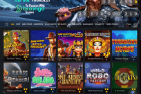 FortuneJack offers wide collection of casino games