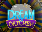 Play Dream Catcher live at mBIt Casino