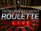 Play live roulette at Oshi online casino
