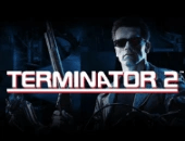 Terminator 2 video casino slot at Oshi